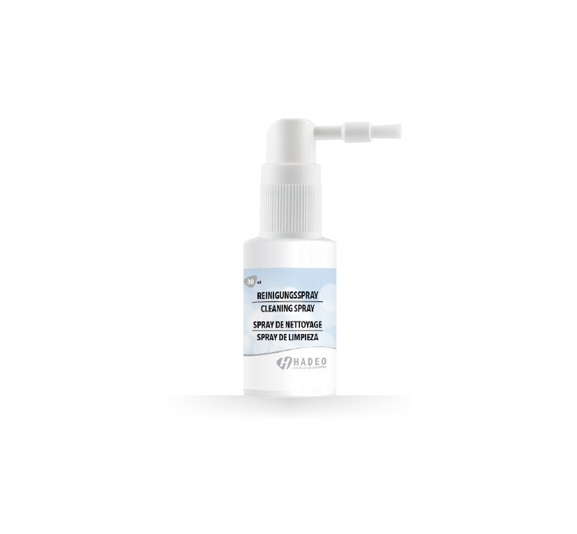 image of cleaning spray